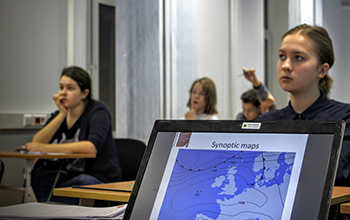 London Gates Science Lectures: Geography